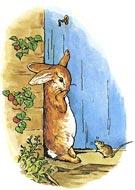 Ил. Б.Поттер к собственной «Сказке про Питера Кролика»
