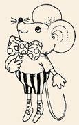 Ил. О.Рубиной к сказке Е.Чеповецкого «Мышонок Мыцик»