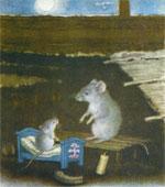 Ил. В.Лебедева к «Сказке о глупом мышонке» С.Маршака