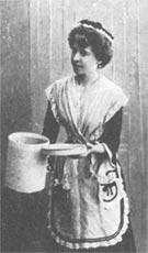 Лидия Чарская — актриса Императорского театра