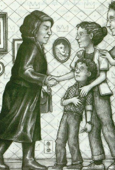 иллюстрация Брайана Селзника