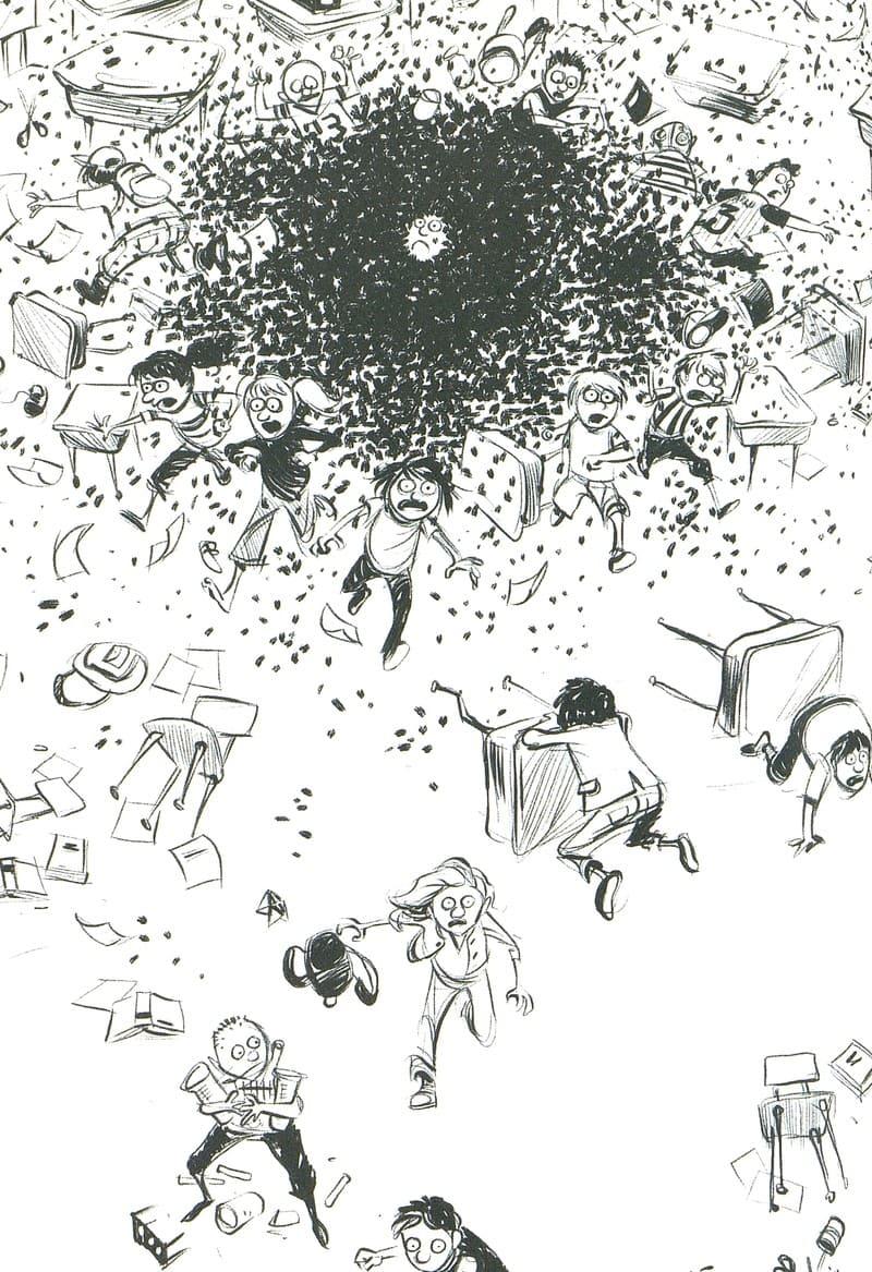 Иллюстратор Кевин Корнелл